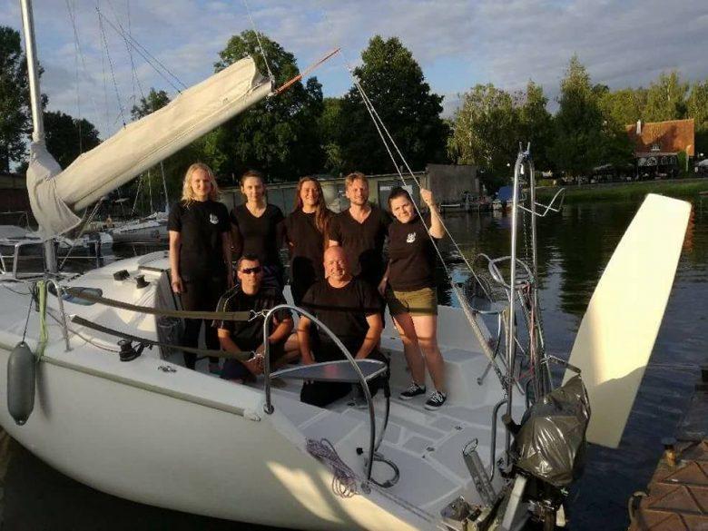 Orienteering Yacht 2017