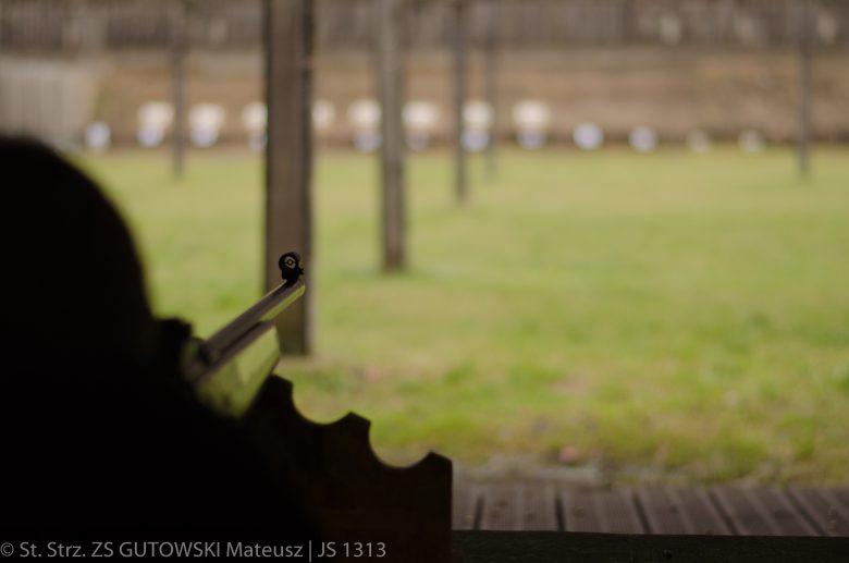 Sobotnie strzelanie w ZKS